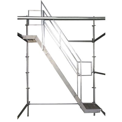aluminum tower stair for system scaffold