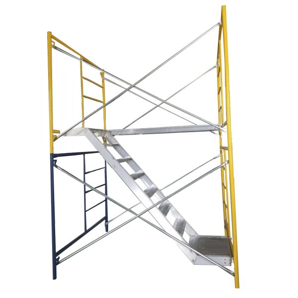 aluminum  tower stair for frames