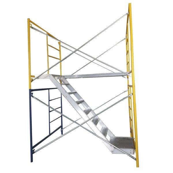aluminum  tower stair for frames